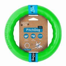 Hračka pro psa Pitch Dog 20 cm, zelená