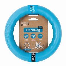Hračka pro psa Pitch Dog 20 cm, modrá