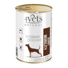 4Vets Natural Veterinary Exclusive JOINT MOBILITY 400 g