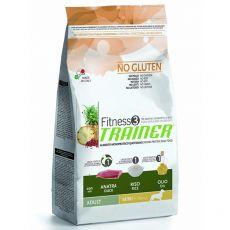 TRAINER Fitness 3 Adult Mini Duck & Rice 7,5 kg