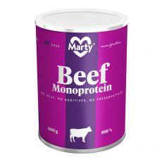 Konzerva MARTY Beef Monoprotein 400 g
