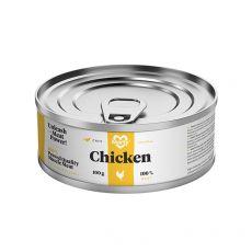 Konzerva pro kočky MARTY Essential Chicken 100 g