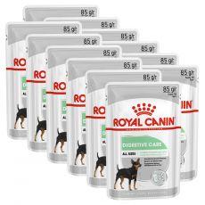 Royal Canin Digestive Care Dog Loaf kapsička s paštikou pro psy s citlivým trávením 12 x 85 g