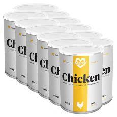 Konzerva MARTY Essential Chicken 12 x 400 g