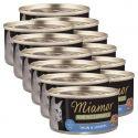 Konzerva Miamor Feine Filets tuňák a krevety v omáčce 12 x 80 g