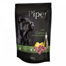 Kapsička Piper Adult se zvěřinou a dýní 500 g