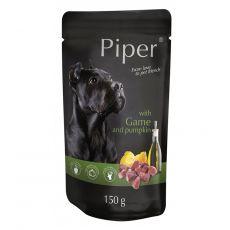 Kapsička Piper Adult se zvěřinou a dýní 150 g