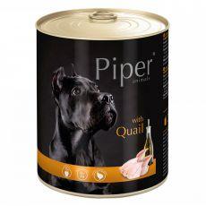 Konzerva Piper Adult s křepelkou 800 g
