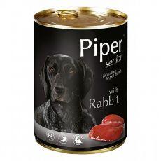 Konzerva Piper Senior králík 400 g