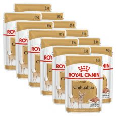 ROYAL CANIN ADULT ČIVAVA 12 x 85 g - kapsička
