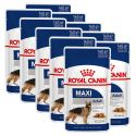 Kapsička Royal Canin Maxi Adult 10 x 140 g