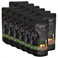 Kapsička Piper Adult se zvěřinou a dýní 12 x 150 g