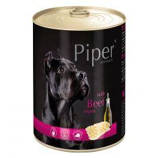 Konzerva Piper Adult s hovězími dršťkami 400 g