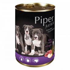 Konzerva Piper Junior telecí maso a jablko 400 g