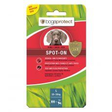 Antiparazitní kapky pro psy BOGAPROTECT Spot-On L 3 x 3,2 ml