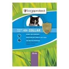 Antiparazitní obojek pro kočky BOGAPROTECT Collar 35 cm