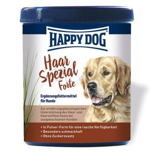 Happy Dog Haar Spezial Forte 200 g