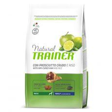TRAINER Natural Maxi Adult sušená šunka 12 kg
