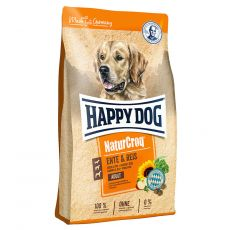 Happy Dog NaturCroq ENTE & REIS 12 kg