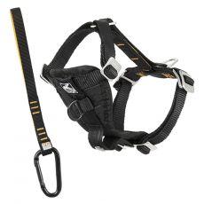Bezpečnostní postroj Kurgo Tru-Fit Smart Harness, černý XS