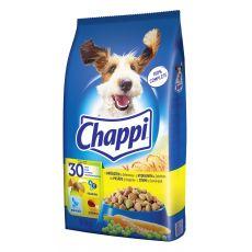 Chappi s drůbežím masem a zeleninou 9 kg