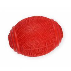 Rugby míč pro psy - 8 cm