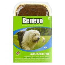 Benevo ADULT GRAIN-FREE krmivo s míchanými bylinkami pro psy 395 g