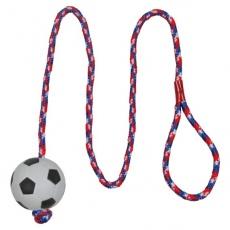 Hračka pro psy na šňůrce - 6cm míček
