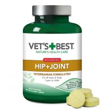 Vet´s Best žvýkací tablety na podporu kloubů pro psy 60 ks