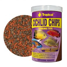 TROPICAL Cichlid chips 1000 ml/520 g
