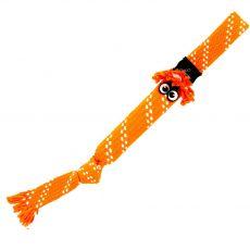 Hračka ROGZ Scrubz přetahovadlo oranžové 31,5 cm