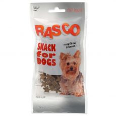 Pochoutka Rasco mini drůbeží hvězdičky 50 g