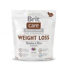 Brit Care Weight Loss - Rabbit & Rice 1 kg