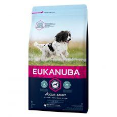 Eukanuba Active Adult Medium Breed 3 kg