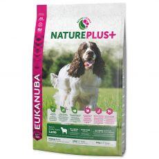 Eukanuba Nature Plus+ Adult Medium Rich in freshly frozen Lamb 10 kg