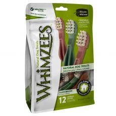 Whimzees dentální zubní kartáček M 30 g/12 ks