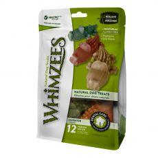 Whimzees dentální aligátor M 30 g/12 ks