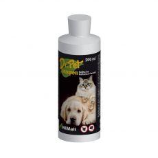 Dr.Pet antiparazitární šampon pro psy a kočky 200 ml