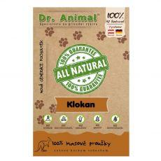 Dr.Animal 100 % klokaní masové proužky 80 g