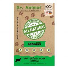Dr.Animal 100 % jehněčí masové kostky 80 g