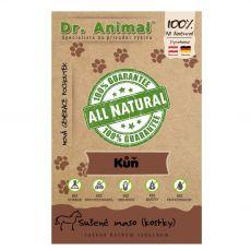 Dr.Animal 100 % koňské masové kostky 80 g
