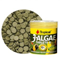 TROPICAL 3-Algae Tablets A 50 ml/36 g