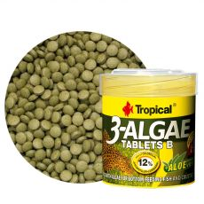 TROPICAL 3-Algae Tablets B 50 ml/36 g