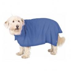 Župan pro psy - modrý - 30 cm