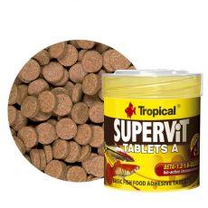 TROPICAL Supervit Tablets A 50 ml/36 g