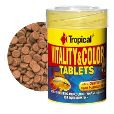 TROPICAL Vitality & Color Tablets 50 ml/36 g