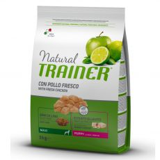Trainer Natural Puppy Maxi kuře 3 kg
