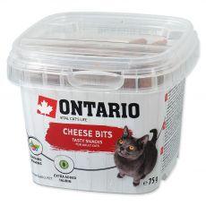 Ontario Snack Cat cheese bits 75 g