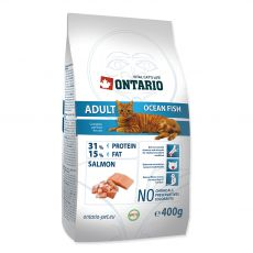 Ontario Cat Adult Ocean Fish 400 g