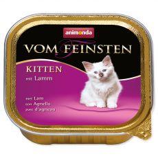 Animonda Vom Feinsten Kitten – jehně 100 g